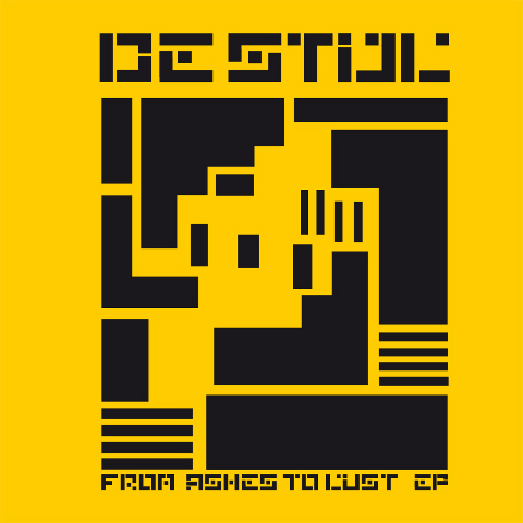 DeStijl_From ashes to lust ep
